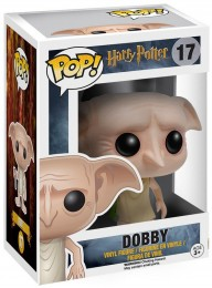 Figurine Funko Pop Harry Potter 6561 - Dobby (17) pas chère