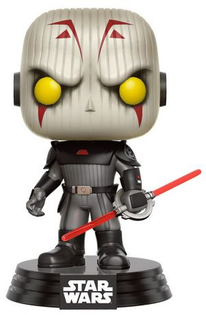 Figurine Funko Pop Star Wars Rebels #166 L'Inquisiteur