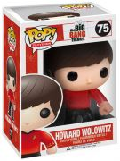 Figurine Funko Pop The Big Bang Theory #75 Howard Wolowitz - Star Trek