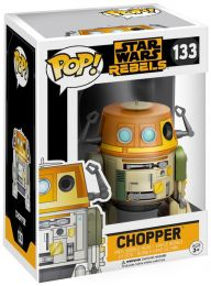 Figurine Funko Pop Star Wars Rebels #133 Chopper