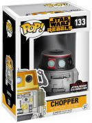 Figurine Funko Pop Star Wars Rebels #133 Chopper - Déguisement Impérial