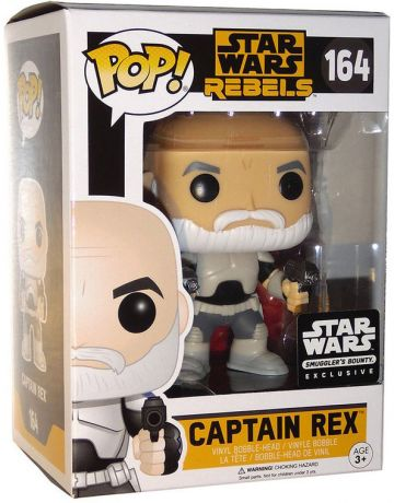 Figurine Funko Pop Star Wars Rebels #164 Capitaine Rex