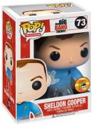 Figurine Funko Pop The Big Bang Theory #73 Sheldon Cooper - Star Trek Téléportation