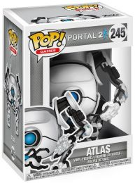 Figurine Funko Pop Portal 2 #245 Atlas
