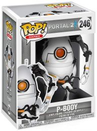 Figurine Funko Pop Portal 2 #246 P-Body