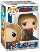 Figurine Funko Pop Captain Marvel [Marvel] #425 Captain Marvel