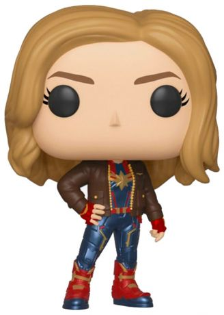 Figurine Funko Pop Captain Marvel [Marvel] #435 Captain Marvel avec veste