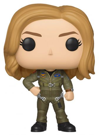 Figurine Funko Pop Captain Marvel [Marvel] #436 Carol Danvers