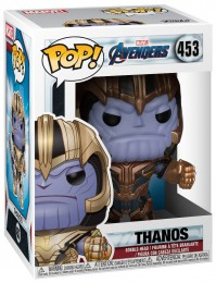 Figurine Funko Pop Avengers : Endgame [Marvel] #453 Thanos