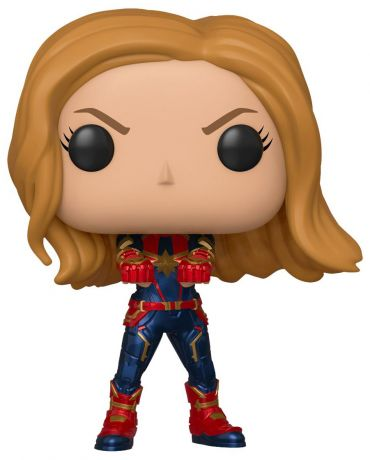 Figurine Funko Pop Avengers : Endgame [Marvel] #459 Captain Marvel