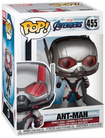 Figurine Funko Pop Avengers : Endgame [Marvel] #455 Ant-Man