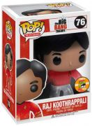 Figurine Funko Pop The Big Bang Theory #76 Raj Koothrappali - Star Trek Téléportation
