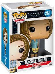 Figurine Funko Pop Friends #261 Rachel Green