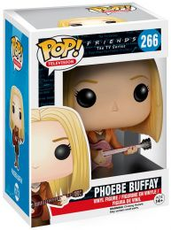 Figurine Funko Pop Friends #266 Phoebe Buffay