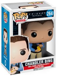Figurine Funko Pop Friends #264 Chandler Bing