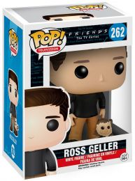 Figurine Funko Pop Friends #262 Ross Geller