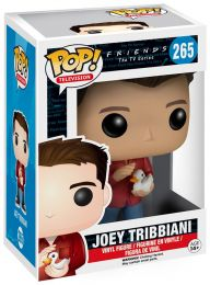 Figurine Funko Pop Friends #265 Joey Tribbiani