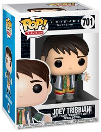 Figurine Funko Pop Friends #701 Joey Tribbiani avec les habits de Chandler