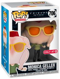 Figurine Funko Pop Friends #706 Monica Geller avec dinde