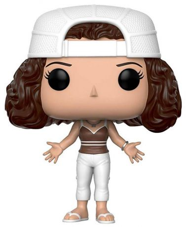 Figurine Funko Pop Friends #704 Monica Geller avec cheveux frisés [Chase]