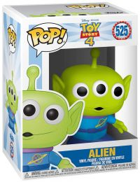 Figurine Funko Pop Toy Story 4 [Disney] #525 Alien