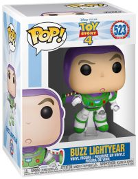Figurine Funko Pop Toy Story 4 [Disney] #523 Buzz l'Éclair