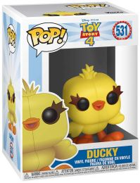 Figurine Funko Pop Toy Story 4 [Disney] #531 Ducky