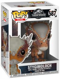 Figurine Funko Pop Jurassic World : Fallen Kingdom #587 Stygimoloch