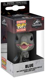 Figurine Funko Pop Jurassic World : Fallen Kingdom #0 Blue - Porte-clés