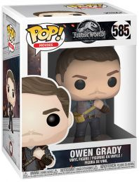 Figurine Funko Pop Jurassic World : Fallen Kingdom #585 Owen Grady