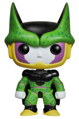 Figurine Funko Pop Dragon Ball #13 Perfect Cell (DBZ)