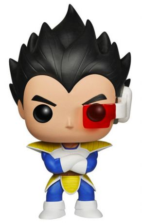 Figurine Funko Pop Dragon Ball #10 Vegeta (DBZ)