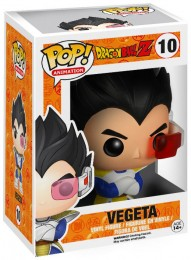 Figurine Pop Dragon Ball #10 Vegeta / Dragon Ball Z pas chère