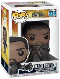 Figurine Funko Pop Black Panther [Marvel] #273 Black Panther