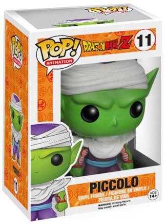 Figurine Funko Pop Dragon Ball #11 Piccolo (DBZ)