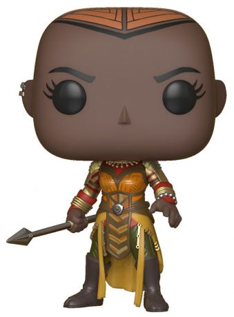 Figurine Funko Pop Black Panther [Marvel] #275 Okoye
