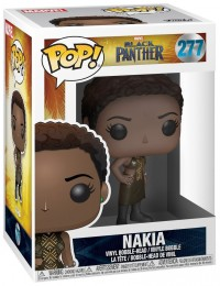 Figurine Funko Pop Black Panther [Marvel] #277 Nakia