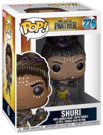 Figurine Funko Pop Black Panther [Marvel] #276 Shuri