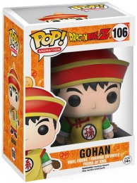 Figurine Pop Dragon Ball #106 Gohan / Dragon Ball Z pas chère