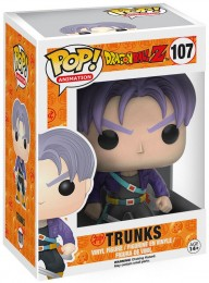 Figurine Pop Dragon Ball #107 Trunks / Dragon Ball Z pas chère