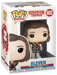 Figurine Funko Pop Stranger Things #802 Onze en tenue de shopping