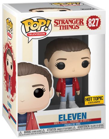 Figurine Funko Pop Stranger Things #827 Onze