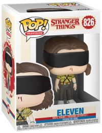 Figurine Funko Pop Stranger Things #826 Onze