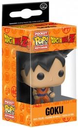 Figurine Pop Dragon Ball  Goku - Porte-clés / Dragon Ball Z pas chère