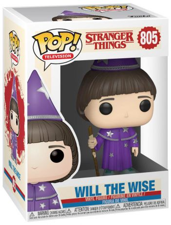 Figurine Funko Pop Stranger Things #805 Will le Sage