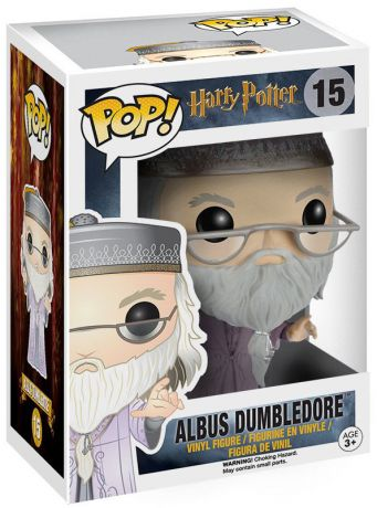 Figurine Funko Pop Harry Potter #15 Albus Dumbledore