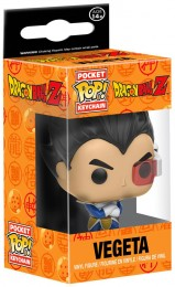 Figurine Pop Dragon Ball  Vegeta - Porte-clés / Dragon Ball Z pas chère