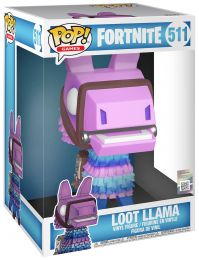 Figurine Funko Pop Fortnite #511 Loot Llama - 25 cm