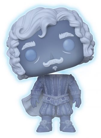 Figurine Funko Pop Harry Potter #62 Nick Quasi-Sans-Tête - Brille dans le noir