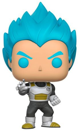 Figurine Funko Pop Dragon Ball #156 Super Saiyan God Super Saiyan Vegeta (DBZ)
